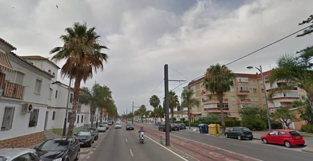 Iu propone cambiar el nombre de la avenida vivar t llez de - Bandera vivar velez malaga ...
