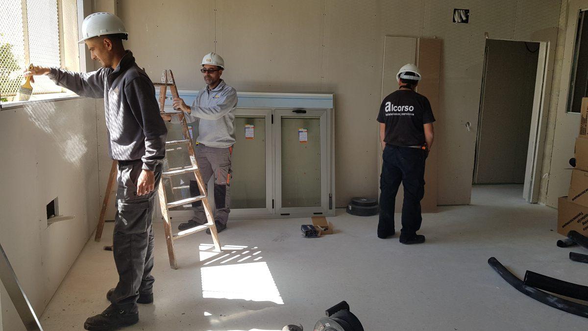 El Hospital Comarcal de la Axarquía inicia la renovación de las ...