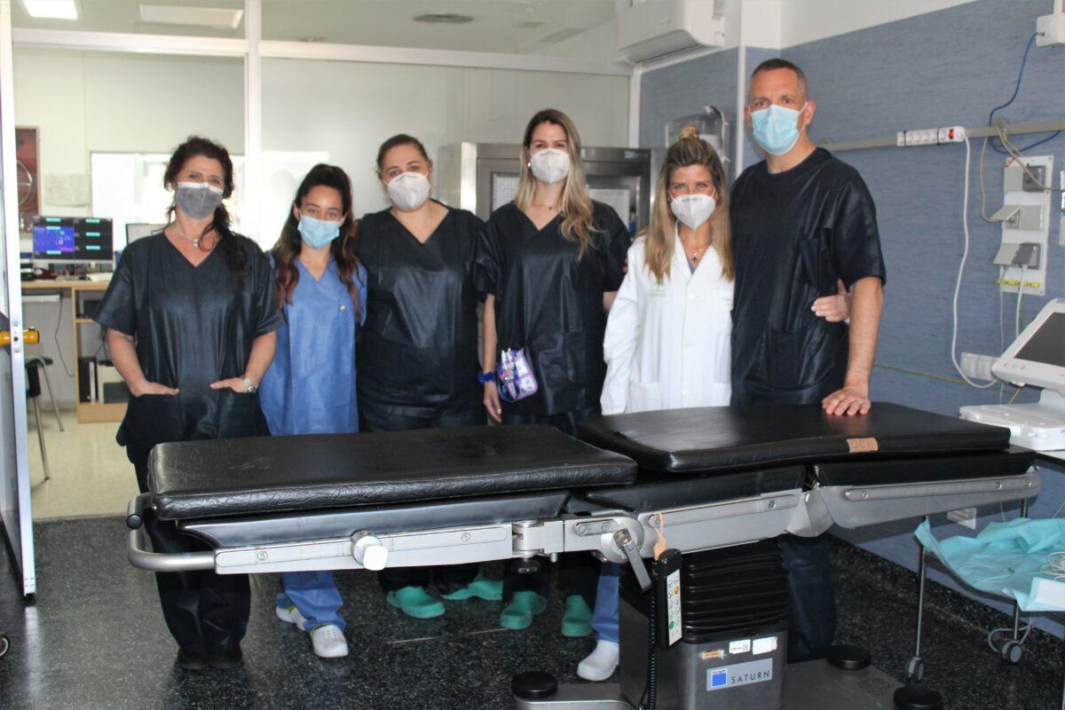 El Hospital Comarcal de la Axarquía registra su primera donación en asistolia en 2021 y mejora la vida de tres personas - AxarquiaPlus