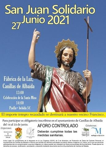 27 junio San Juan Albaida