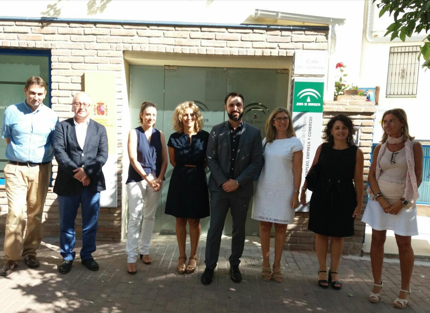 Nerja abre su nueva oficina del sae para demandantes for Oficina del sae
