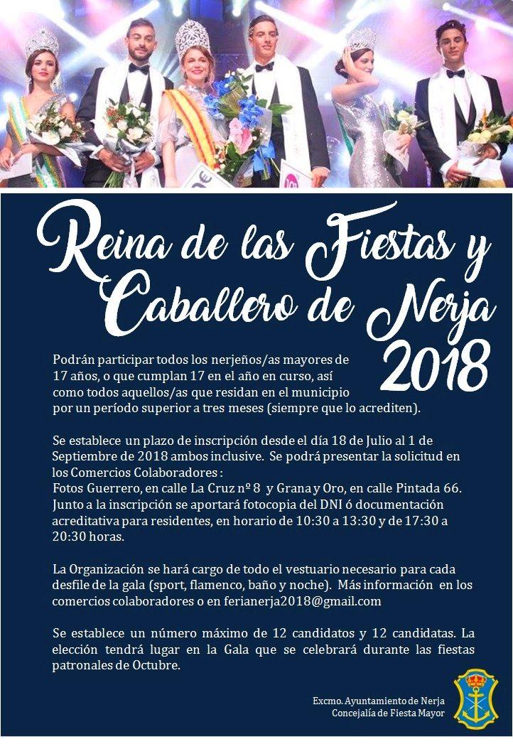ba64bba167 Hoy se abre el plazo para participar en la Gala de Elección de la ...