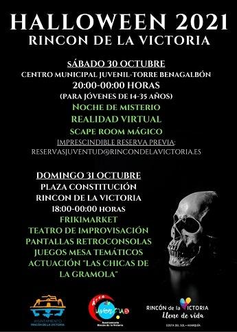 Rincon Halloween