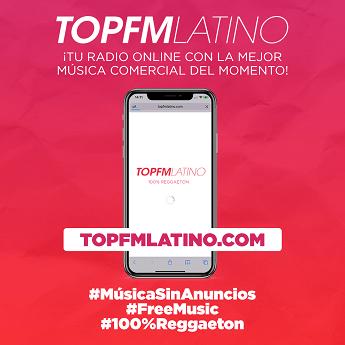 TU RADIO ONLINE TOP FM