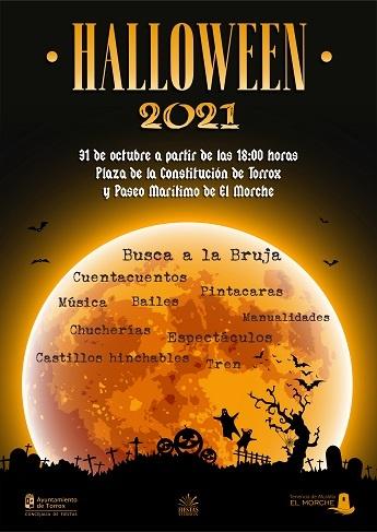 portada Halloween Torrox